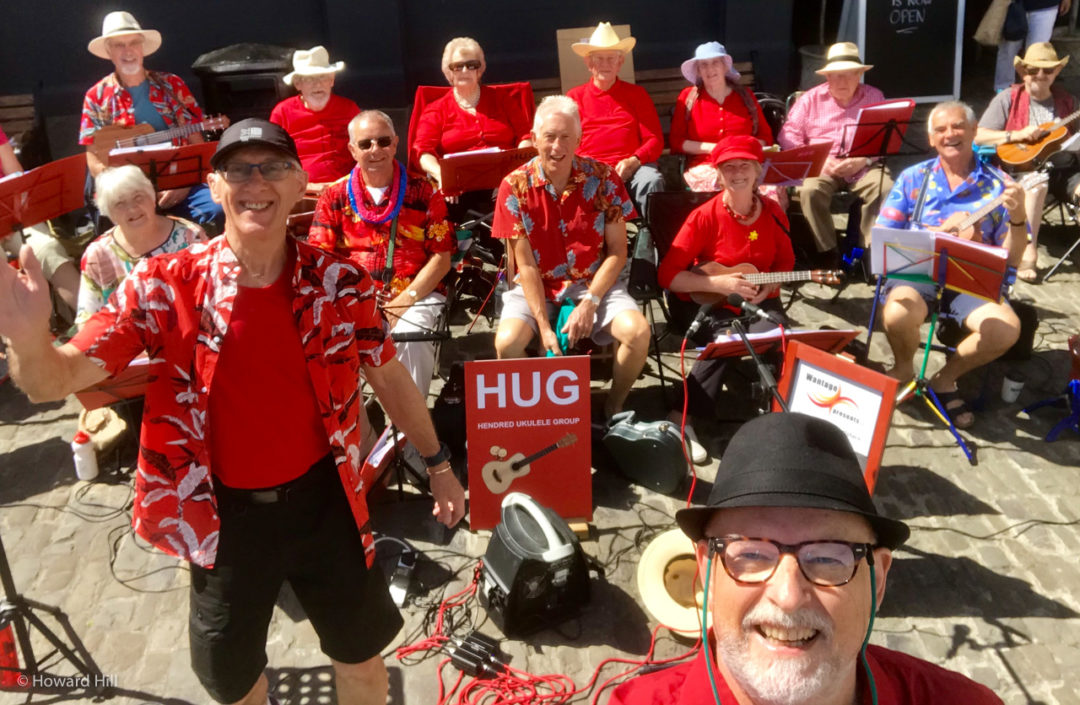 Hendred Ukulele Group (HUG)